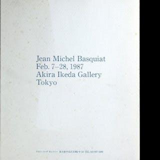 Jean Michel Basquiat February 7-28, 1987 Jean Michel Basquiat