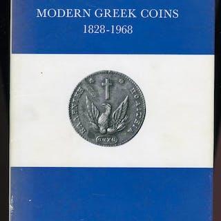 Modern Greek Coins 1828-1968 Divo, Jean-Paul