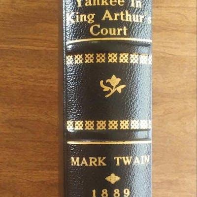 A Connecticut Yankee in King Arthur's Court Twain, Mark