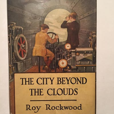 "The City Beyond the Clouds (#7 of 9 in ""Great Marvel"" series) Rockwood, Roy"