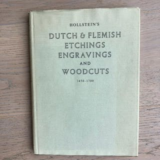 HOLLSTEIN'S DUTCH AND FLEMISH ETCHINGS