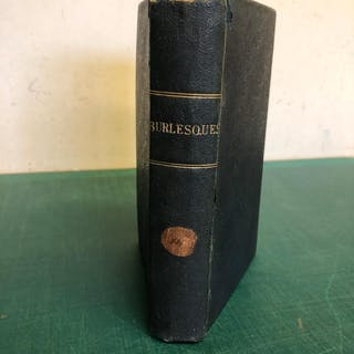 ELEVEN VICTORIAN BURLESQUES (Bound in one volume)