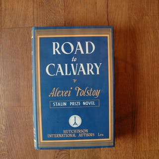 Road to Calvary Alexei Tolstoy