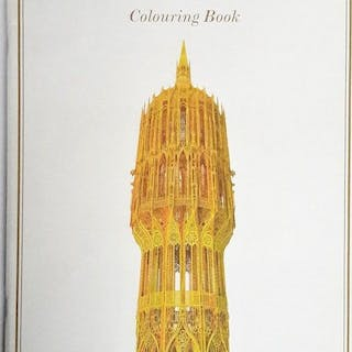 Colouring Book. DELVOYE (Wim). enfantina