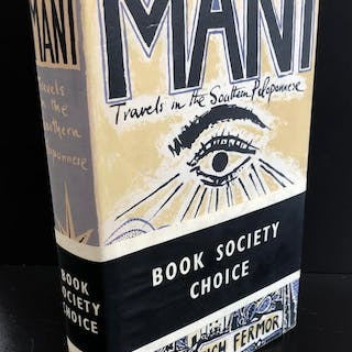 Mani : Presentation Copy – Signed And Doodled By The...