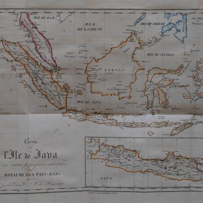 Coup d'œil sur l'île de Java et les autres possessions...