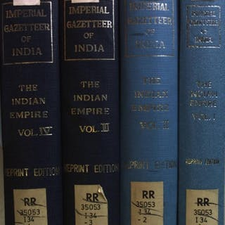 The Imperial Gazetteer of India: The indian empire (4...
