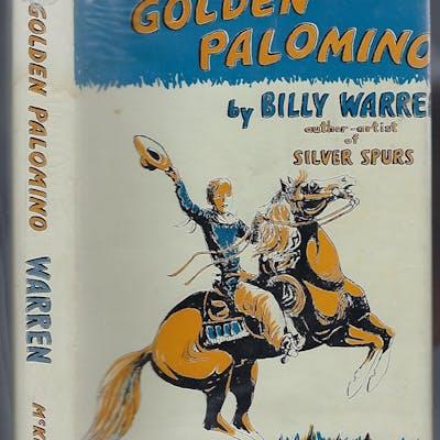 The Golden Palomino Warren, Billy Children's Fiction