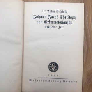 Johann Jacob Christoph von Grimmelshausen und seine Zeit