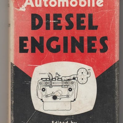 Automobile Diesel Engines - Commercial and Passenger Vehicles E