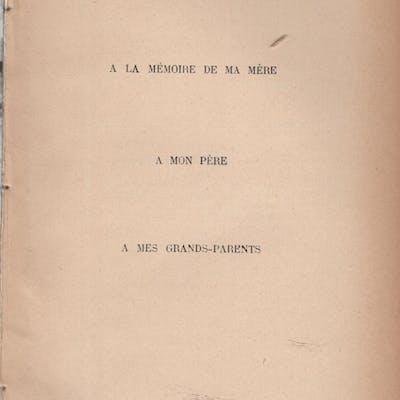 Des Kystes Hydatiques du Foie. Achille Demars