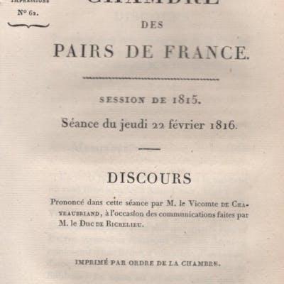Chambre des Pairs de France