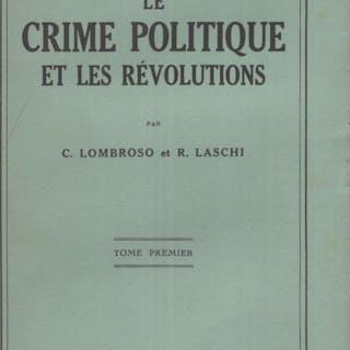Le crime politique et les révolutions par rapport au...
