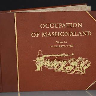 OCCUPATION OF MASHONALAND