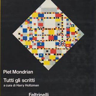Tutti gli scritti MONDRIAN Piet arte