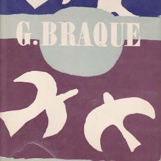 Cahier de Georges Braque 1917 1947 + 1947 1955