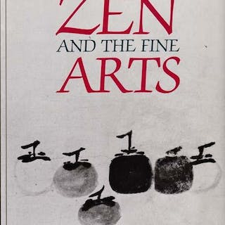 Zen and the Fine Arts. Hisamatsu, Shin'chi: Kunst: Japanische Kunst