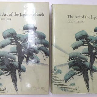 The Art of the Japanese Book. Hillier, Jack: Kunst: Japanische Kunst