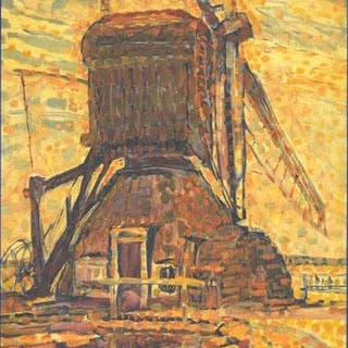Piet Mondrian 1892 - 1912
