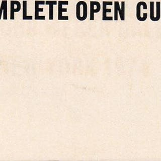 Incomplete open Cubes. LeWitt, Sol: Kunst: Künstlerbücher / artist books