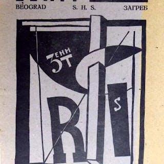 Zenit. Revue internationale pour le Zentisme et L'Art Nouveau