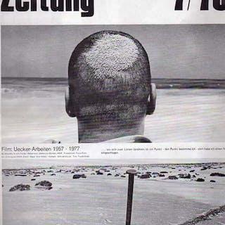 Uecker Zeitung 7/78. Uecker, Günther: Kunst: Kunstzeitschriften allgemein