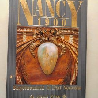 Nancy 1900 Rayonnement de l'Art Nouveau Gerard Klopp: Reisen - Frankreich