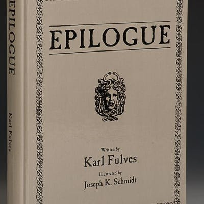 Epilogue Karl Fulves Fine Books on Magic, Antiquarian to