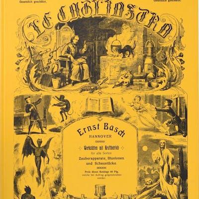 Ernst Basch, Hannover Catalog   Fine Books on Magic, Antiquarian to Modern