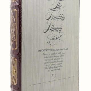 THE GREAT GATSBY Franklin Library F. Scott Fitzgerald