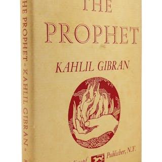 The Prophet Kahlil Gibran Current Sales Barnebyscom