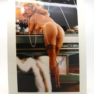 SHANNON TWEED SIGNED PHOTOGRAPH Autographed Shannon Tweed