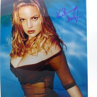 KATHLEEN HEIGL SIGNED PHOTOGRAPH Autographed Kathleen Heigl