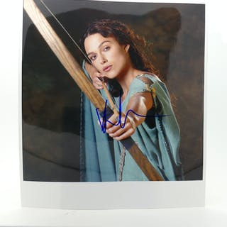 KEIRA KNIGHTLEY SIGNED PHOTOGRAPH Autographed Keira Knightley