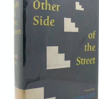 THE OTHER SIDE OF THE STREET Signed 1st Sidney Offit on sale