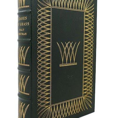 LEAVES OF GRASS Easton Press Walt Whitman Easton Press