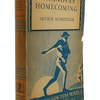 CASANOVA'S HOMECOMING Arthur Schnitzler