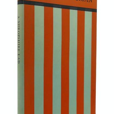 A SHROPSHIRE LAD A. E. Housman