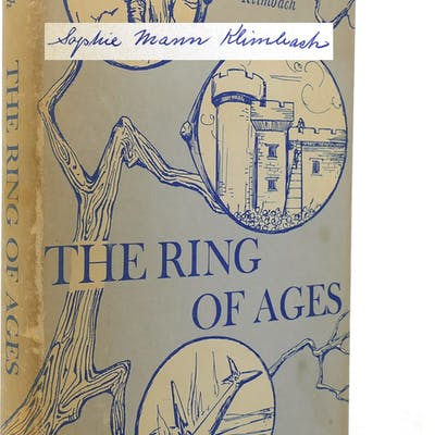 THE RING OF AGES A modern novel of the romance of...