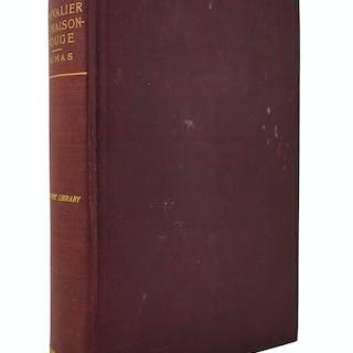 THE CHEVALIER DE MAISON ROUGE Alexandre Dumas