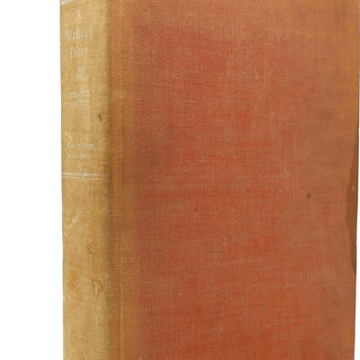 A WRITER'S DIARY Virginia Woolf