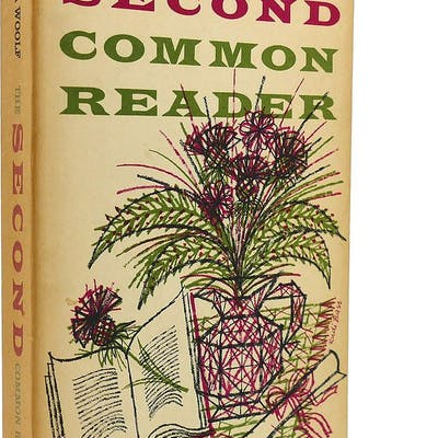 THE SECOND COMMON READER Virginia Woolf