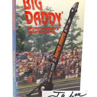 'BIG DADDY' Signed Don Garlits