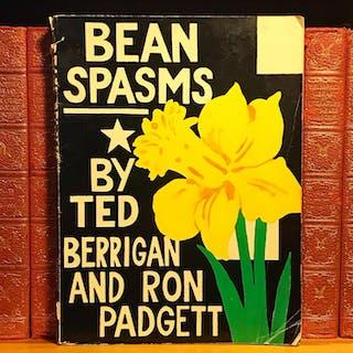 Bean Spasms Ted Berrigan and Ron Padgett