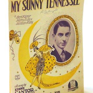 My Sunny Tennessee Kalmar, Bert; Ruby, Harry; Herman Music