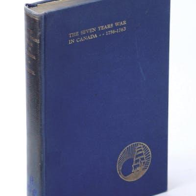 The Seven Years War in Canada 1756 - 1763 Samuel, Sigmund