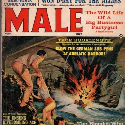 Male: Volume 12