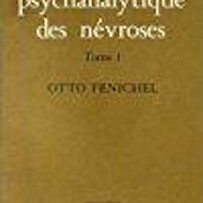 La théorie psychanalytique des névroses
