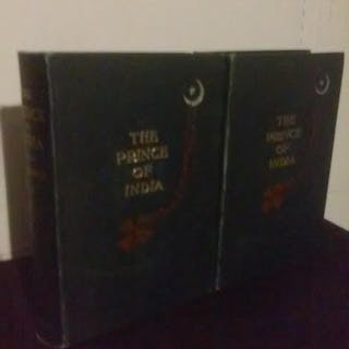 The Prince of India or Why Constantinople Fell (Two-Volume Set) Wallace