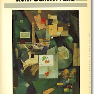 KURT SCHWITTERS [Schwitters, Kurt]: Elderfield, John Art & Illustrated Books